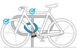 900 Bike Chain Lock