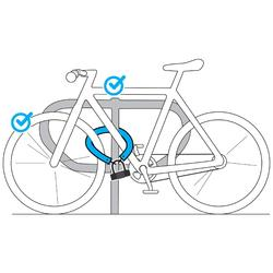 Fahrradschloss 900