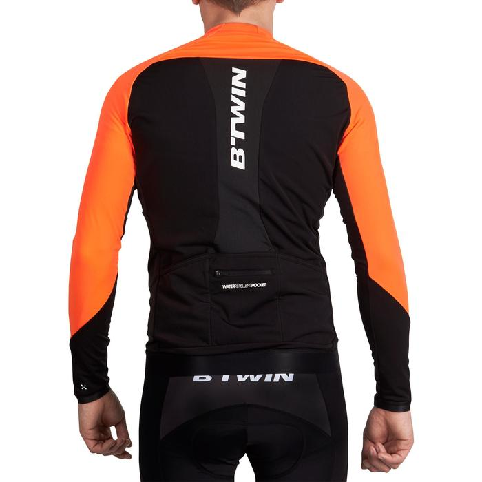 MAILLOT VELO ROUTE MANCHES LONGUES HOMME CYCLOTOURISTE 9000 - 1025334