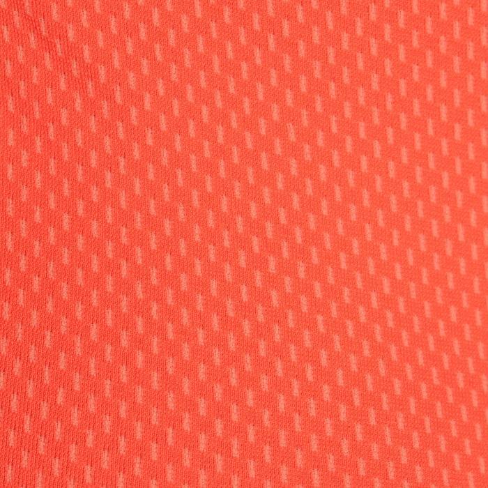 Fietsondershirt met lange mouwen voor heren 500 oranje