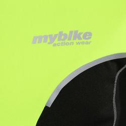 Fietsshirt met afneembare mouwen My Bike voor heren - 1025579