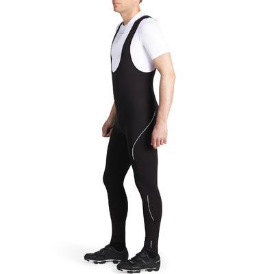 بنطلونات ضيقة لركوب الدرجات- أسود