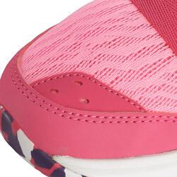 Hardloopschoenen voor meisjes Eliofeet fluoroze - 1025889