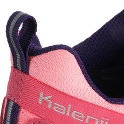 Hardloopschoenen voor meisjes Eliofeet fluoroze - 1025890