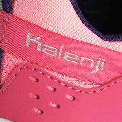 Hardloopschoenen voor meisjes Eliofeet fluoroze - 1025893
