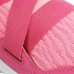 Hardloopschoenen voor meisjes Eliofeet fluoroze - 1025899