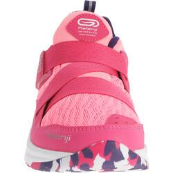 Hardloopschoenen voor meisjes Eliofeet fluoroze - 1025902