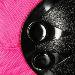 Protektoren Schoner Schützer 3er-Set Basic Kinder rosa