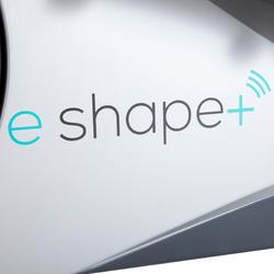 Crosstrainer E Shape+, compatibel met de app E Connected* - 1026438