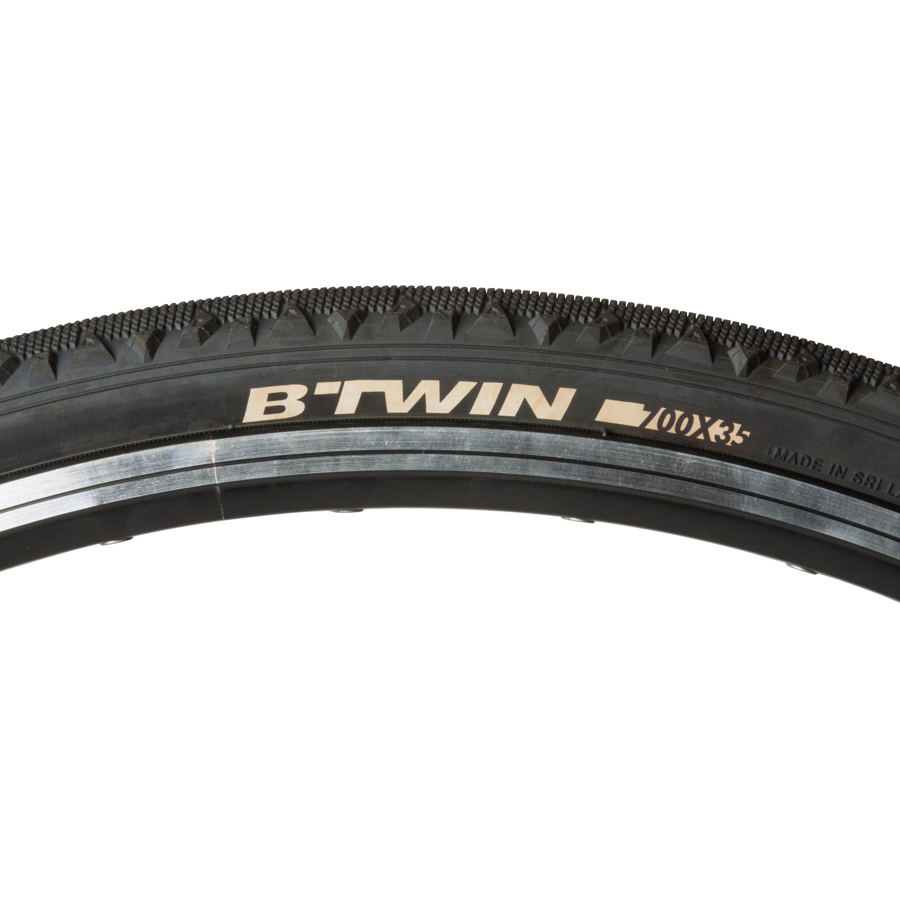 Trekking 1 Speed 700x35 Tyre