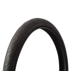腳踏車輪胎B'TWIN CITY PROTECT 14 X 1.50/ETRTO 38-254