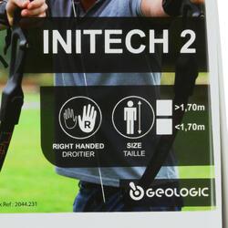 Recurve boog Initech 2 rechtshandig - 1026559