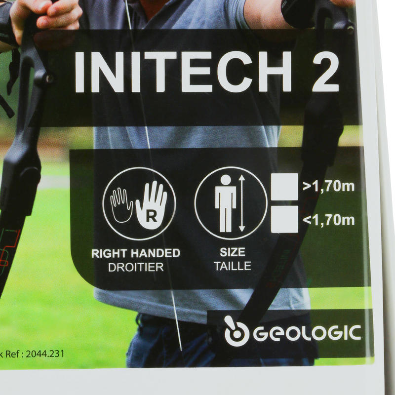 INITECH 2 ARCHERY BOW RIGHT HANDER