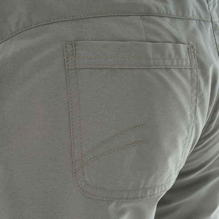 Pantalon Arpenaz 100 warm Lady - 1026607