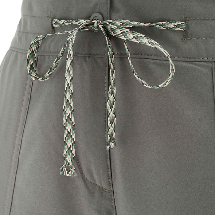 Pantalon Arpenaz 100 warm Lady - 1026615