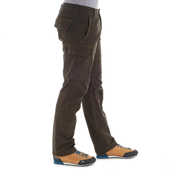 Pantalon trekking Arpenaz 500 warm homme - 1026621