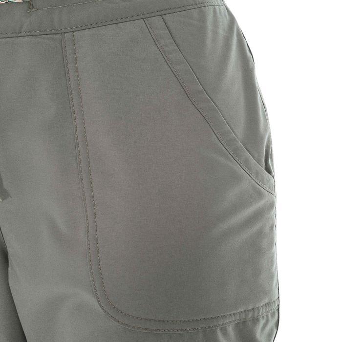 Pantalon Arpenaz 100 warm Lady - 1026628