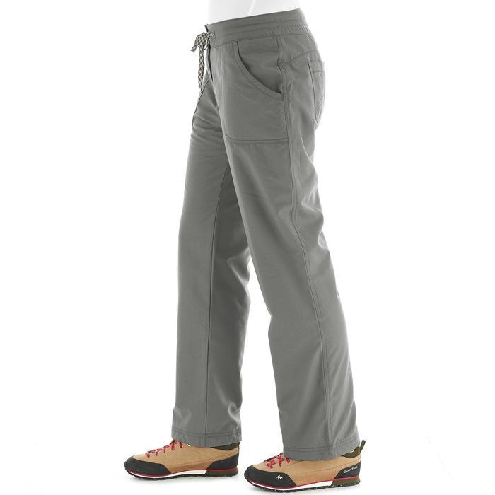 Pantalon Arpenaz 100 warm Lady - 1026649