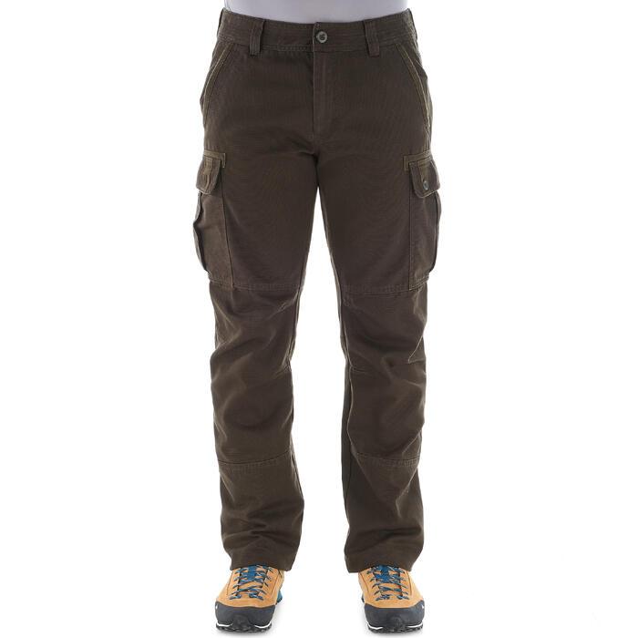 Pantalon trekking Arpenaz 500 warm homme - 1026652