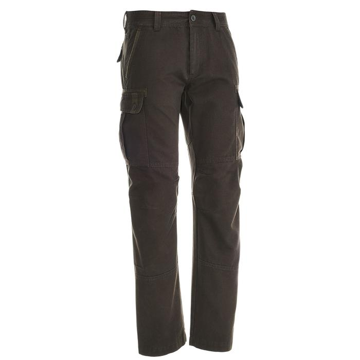 Pantalon trekking Arpenaz 500 warm homme - 1026654