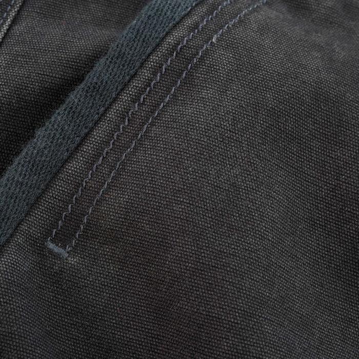 Pantalon trekking Arpenaz 500 warm homme gris
