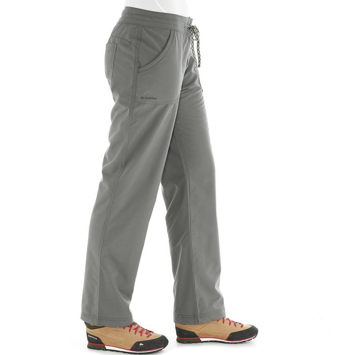 Pantalon Arpenaz 100 warm Lady - 1026691