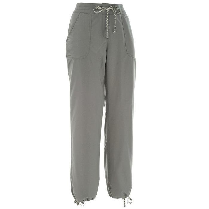 Pantalon Arpenaz 100 warm Lady - 1026726