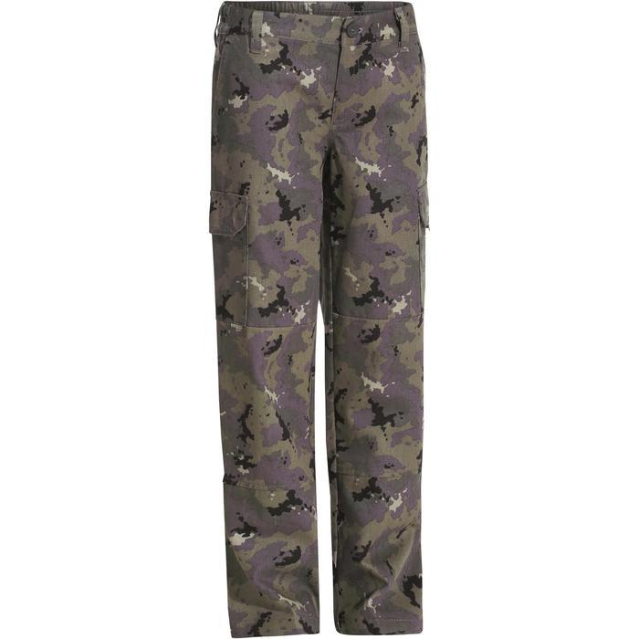 Pantalon chasse junior - 1026885