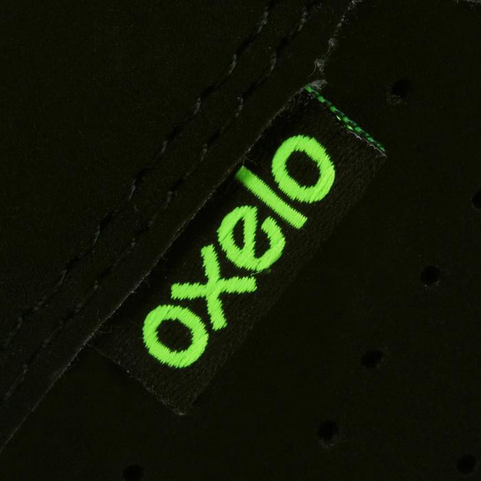 Chaussure de skate enfant CRUSH BEGINNER noire verte - 1027001