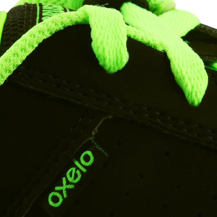 Chaussure de skate enfant CRUSH BEGINNER noire verte - 1027004