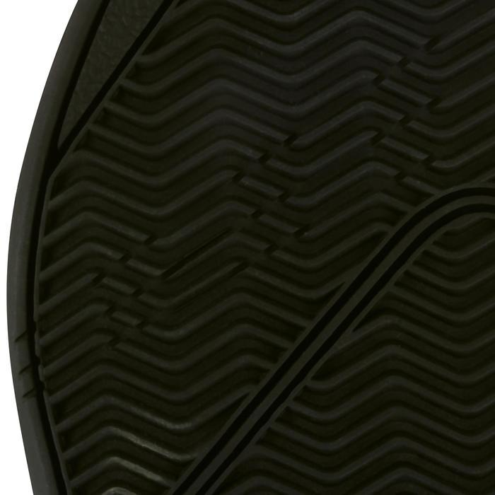 Chaussure de skate enfant CRUSH BEGINNER noire verte - 1027023