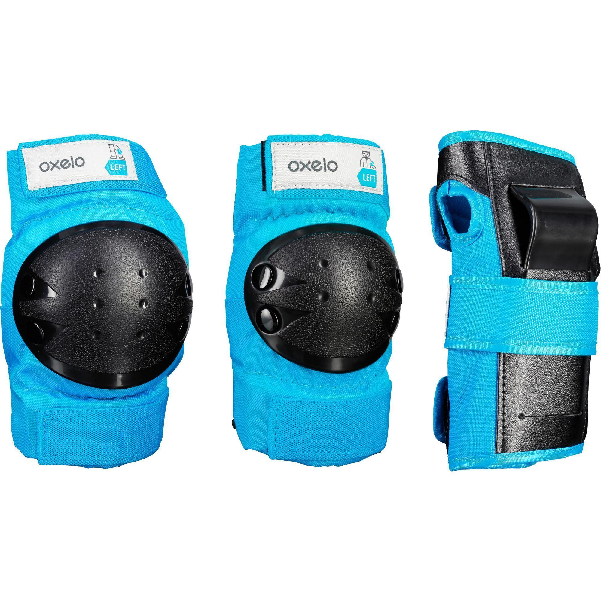 Basic Children S 3 Piece Protective Gear For Skates