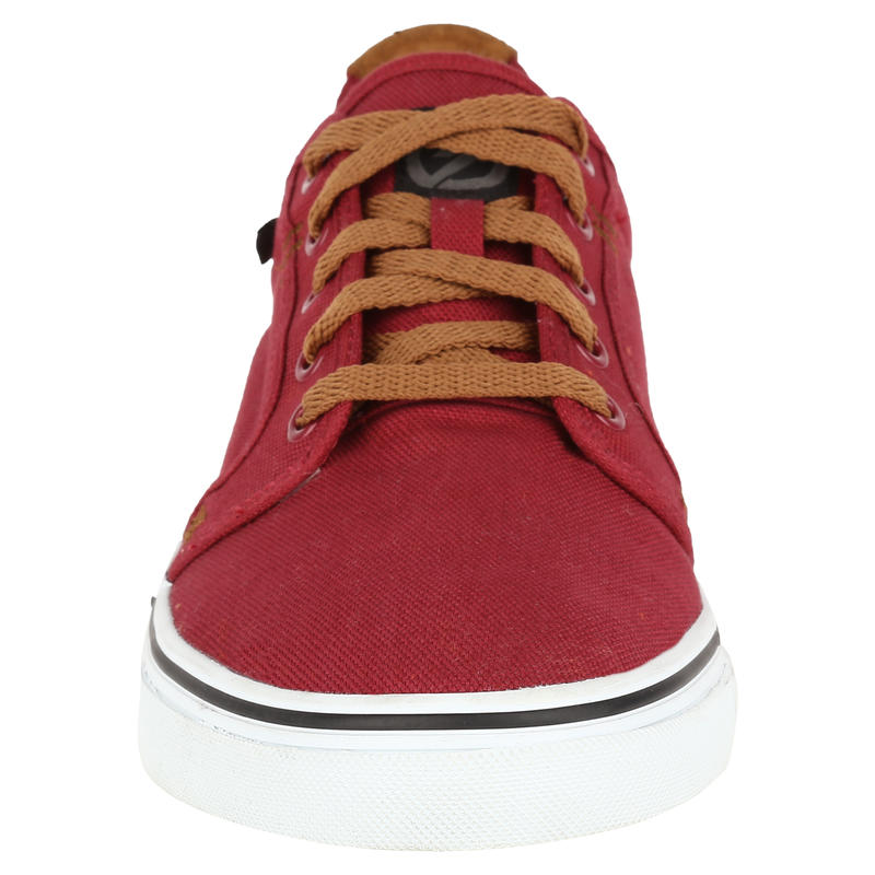 SKATEBOARDING CANVAS SHOES PLAY TIBET RED