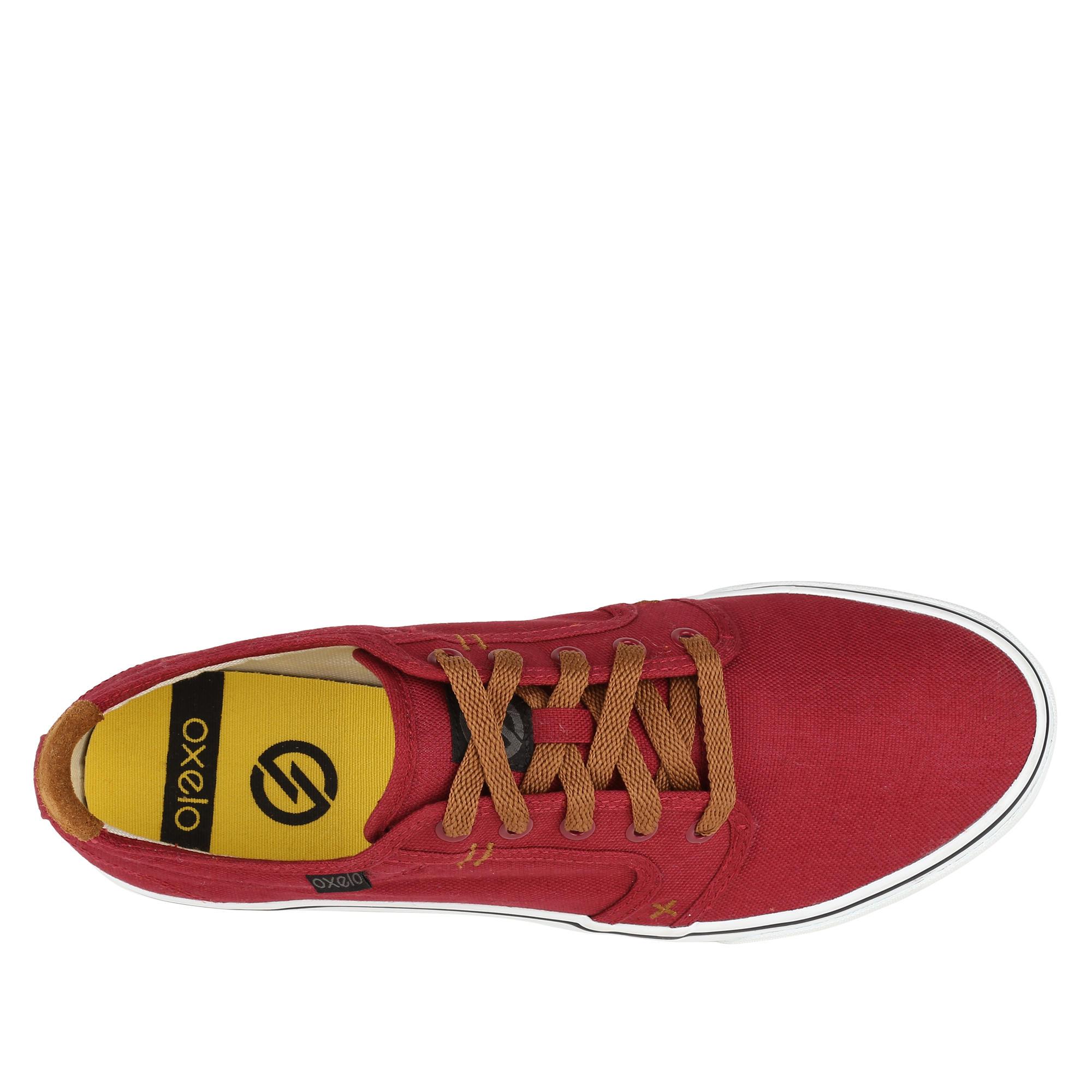 SKATEBOARD SHOES SKATE PLAY TIBET RED
