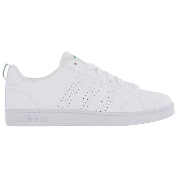 Tennisschoenen voor kinderen Neo Advantage Clean wit groen