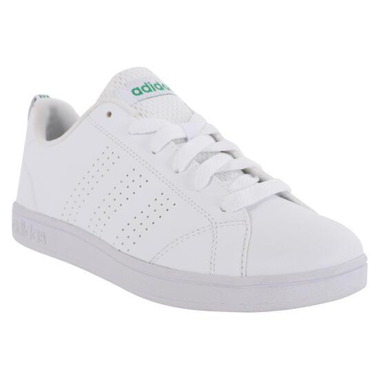 Tennisschoenen voor tieners Neo Advantage Clean wit/groen - 1027496