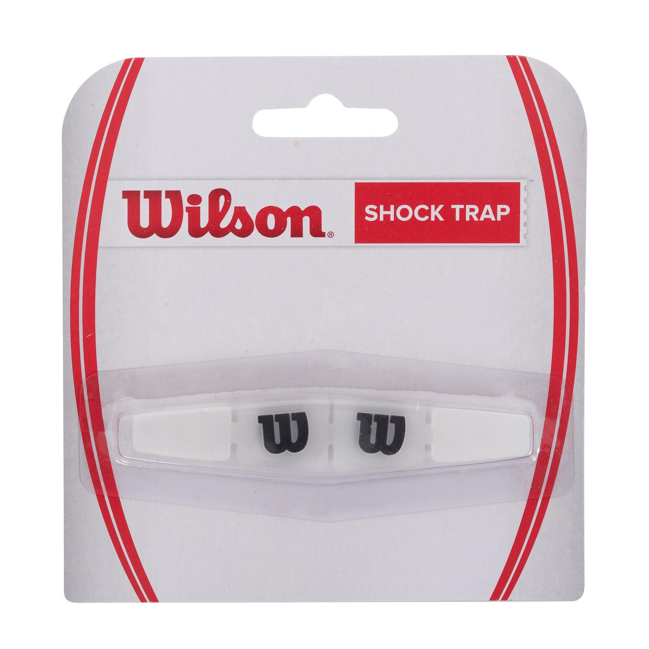 Wilson Trillingdemper Shock Trap wit kopen