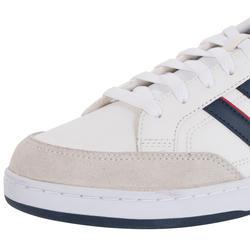 Sportschoenen heren vlset wit/rood - 1027573