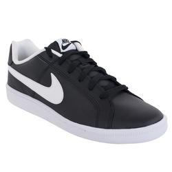 Sportschoenen heren Court Royale zwart