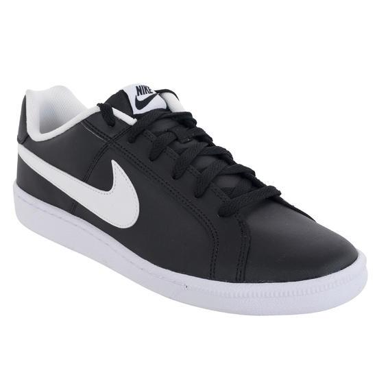 Sportschoenen heren Court Royale zwart - 1027597
