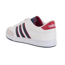 Sportschoenen heren vlset wit/rood - 1027731