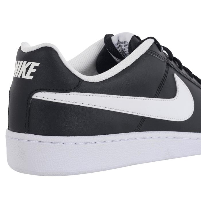 Tennisschoenen heren Court Royale zwart