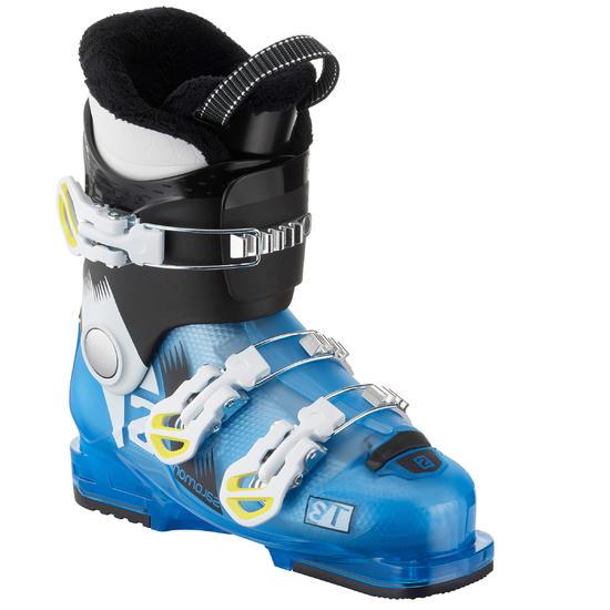 Skischoenen jongen SALOMON TEAM 3 kind SALOMON  blauw - 1027871