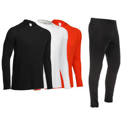 THERMOSHIRT HEREN SKI SIMPLE WARM - 1027874
