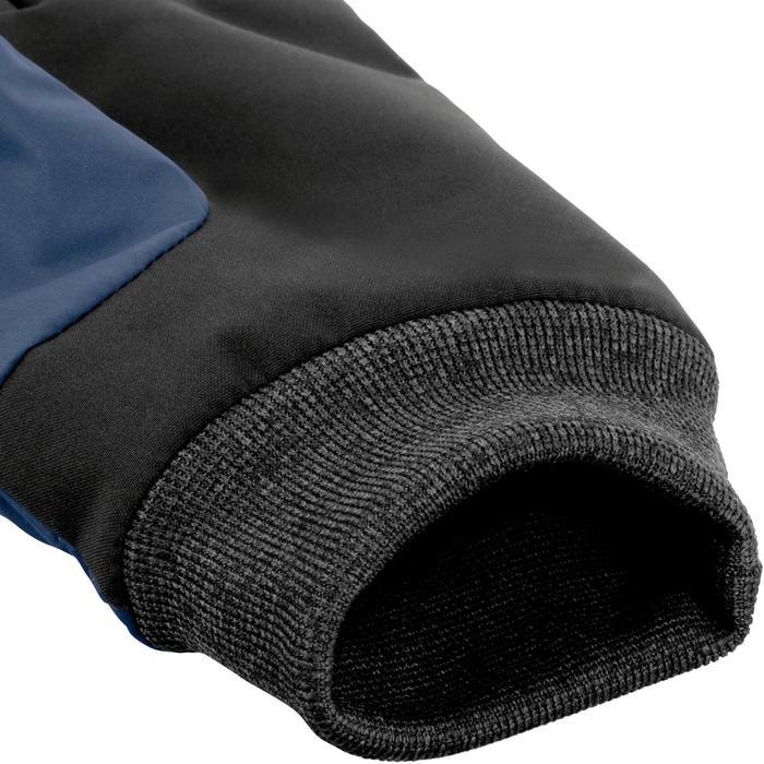 Skihandschoenen pisteskiën voor volwassenen Warm Fit blauw