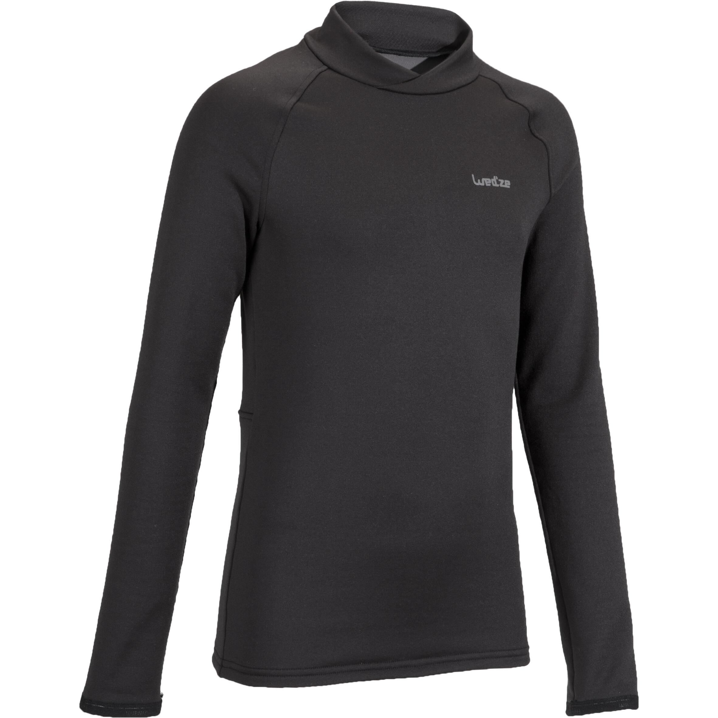 56d65676e Comprar Camiseta Interior Térmica de Esquí Wed ze Freshwarm Niños Negro