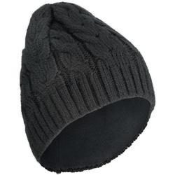 Warm 500 Ski Hat - Black