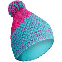 BONNET DE SKI ENFANT TIMELESS ROSE BLEU