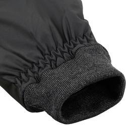 成人下坡滑雪手套WARM FIT - 黑色