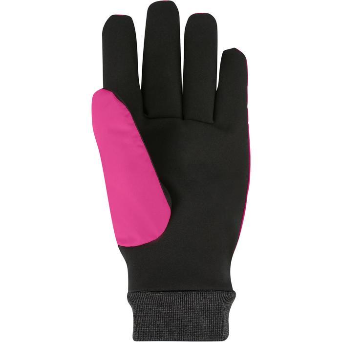 Skihandschuhe Warm Fit Erwachsene rosa